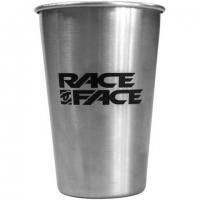 Стакан Raceface PINT GLASS-STEEL-O/S