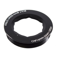 Локринг RaceFace PULLER CAP/WASHER,EXI, BLACK