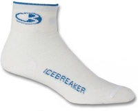 Носки ICEBREAKER BIKE ULTRALITE Mini WMN white/neptune